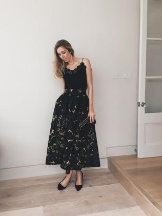 Skirt & Top: Ganni