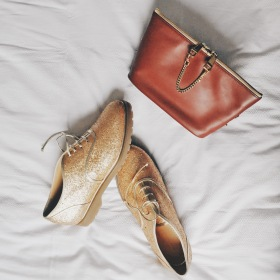 Large Feet? Charlotte Olympia Oxford Shoes